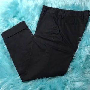 Black Prada pants size 40